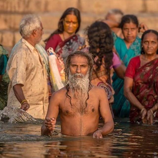 Down by the river. Ganges River. Varanasi India. April 2015 #india #incredibleindia #ganges #varanasi #NikonNoFilter #nikon #nikon_photography_ #traveldeeper