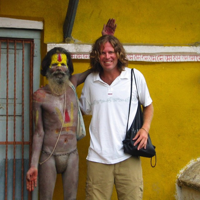 TBT. Nepal 2002. Sad to see the human and physical destruction of this country.