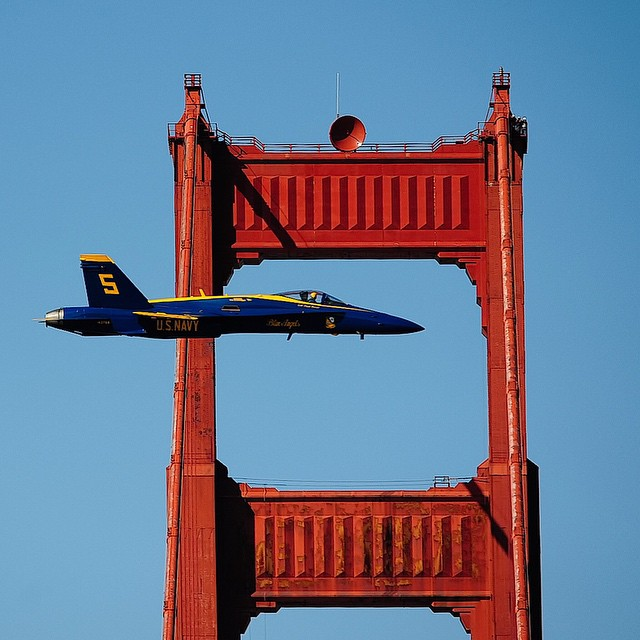 Thanks to the men and women who protect the United States. Love the Blue Angels when they visit San Francisco. October 2010