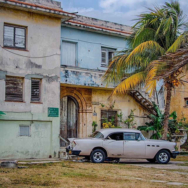 Havana Condo. The island where time stopped. At least until now.