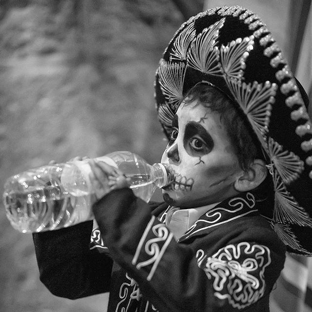 Aqua Boy. San Miguel Mexico. November 2012.