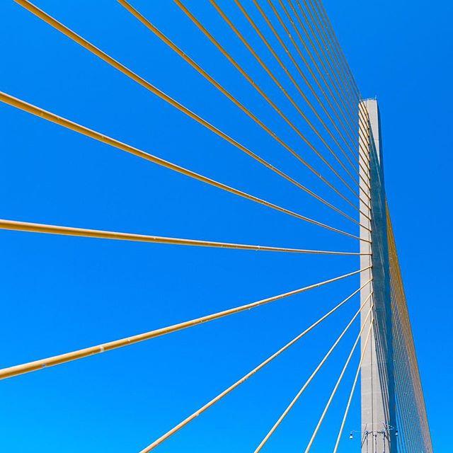 Hello Florida. My second favorite bridge.